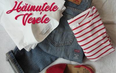 Magazin Online Hainutele Vesele – Ecommerce Website Branding Design